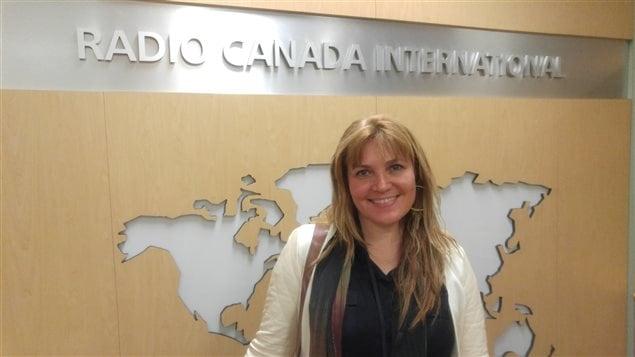 Adriana Cabrera Cleves, Museóloga de Derechos Humanos y Justicia Social.