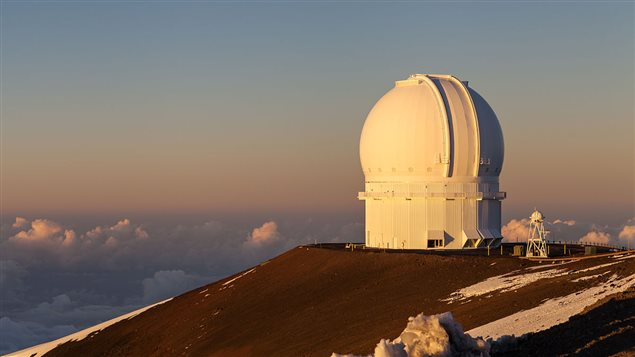 The Canada-France-Hawaii telescope