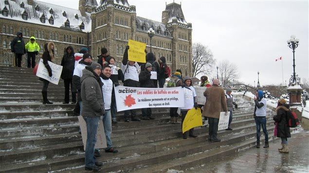 Los reclamos en Ottawa para que se acelere el pedido de papeles son habituales y frecuentes.
