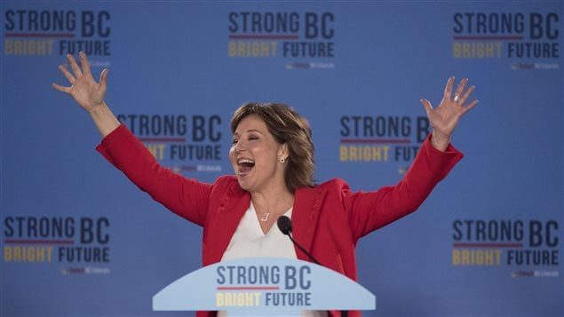 Yes, Christy Clark won the election