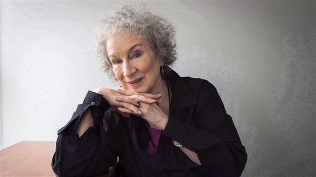 L'auteure Margaret Atwood.