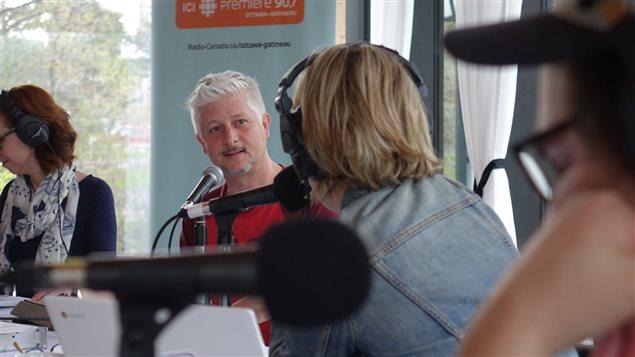 Sylvain St-Germain, Commissaire en développement d'entreprises ID Gatineau
