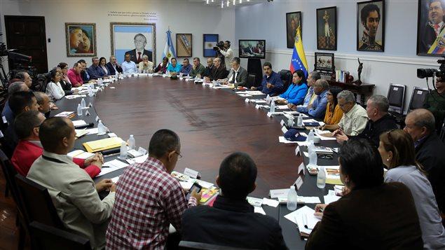El gobierno Maduro enfrenta una crisis social que no muestra signos de mejoría.