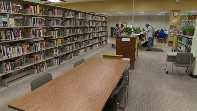 Many school boards in Canada are cutting funding for their libraries.