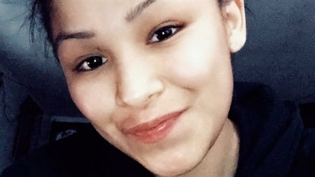 Donnelly Eaglestick, 24, died from an attack by stray dogs in Little Grand Rapids First Nation Saturday morning. (Submitted)