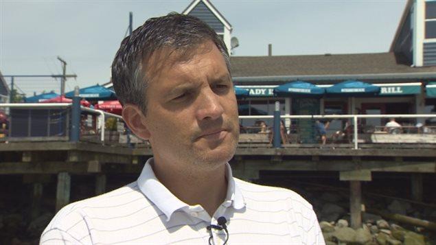 史迪威斯顿海港当局负责人基斯曼Robert Kiesman