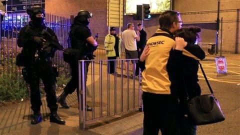 La France prend de nouvelles mesures sécuritaires — Attentat de Manchester