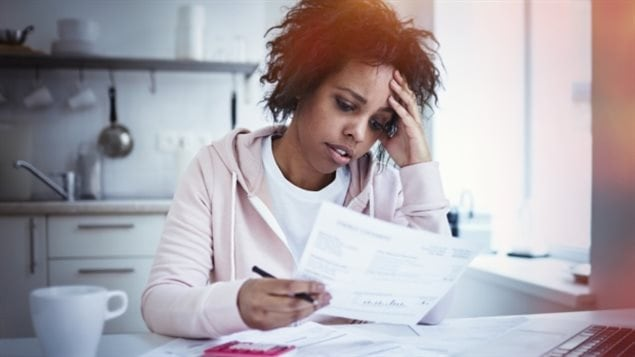 Two studies have found a high percentage of Canadians are feeling financial stress,