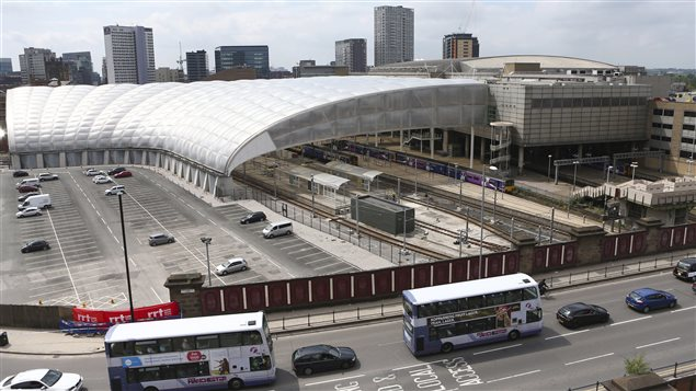 Large venues like the Manchester arena and adjacent train station are very difficult to secure.