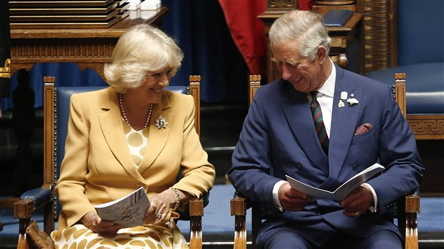 Prince Charles and wife Camilla's tour of Ottawa revealed