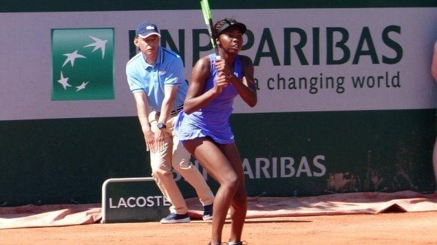 Tessah trébuche au premier tour — Roland-Garros