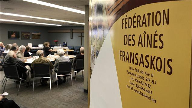 Le congrès et l'assemblée générale annuelle de la Fédération des aînés fransaskois se tient à Saskatoon jusqu'au 26 mai.