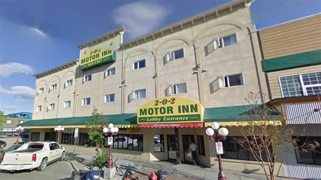 The Elite Hotel (202 Motor Inn) in Whitehorse Yukon has been named in conjunction with a Chinese lawsuit dealing with an alleged multi-million dollar immigration scam.