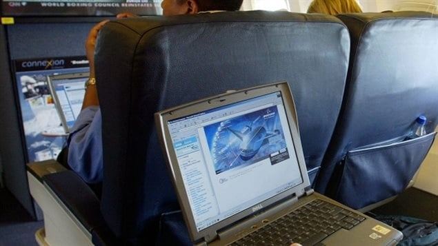 Passengers may soon not be allowed to bring laptops and other electronic devices into the cabins of all planes flying to and from the U.S.