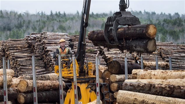 The Liberal government unveiled a $867-million aid package designed to offset the effect of American duties on Canadian softwood producers on Thursday.