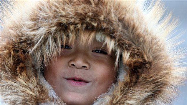Enfant inuit