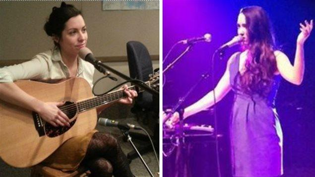 Les musiciennes Geneviève Toupin, alias Willows, et Rayannah dénoncent les inégalités entre les hommes et les femmes dans l'industrie de la musique