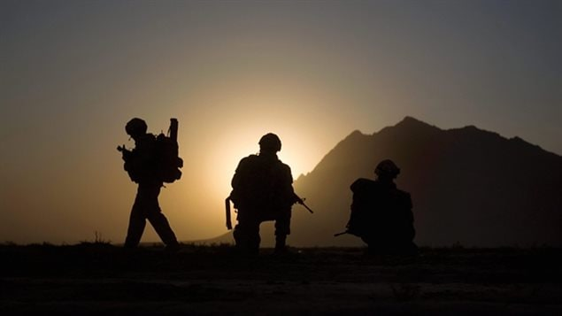Canadian Forces personnel deployed in Afghanistan, Somalia and other countries have been prescribed mefloquine.