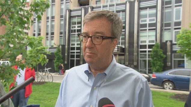 Ottawa Mayor Jim Watson said there will be a noticeable police presence in the nation's capital on July 1, 2017.