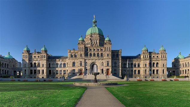 British Columbia Legislature, Victoria,  British Columbia is facing a possible Constitutional Crisis, as no-one want to be Speaker, and the Legislature can't start without one