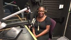 Aminata Konaté, agente de projet à l'APF