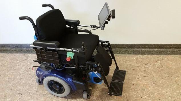 silla de ruedas inteligente