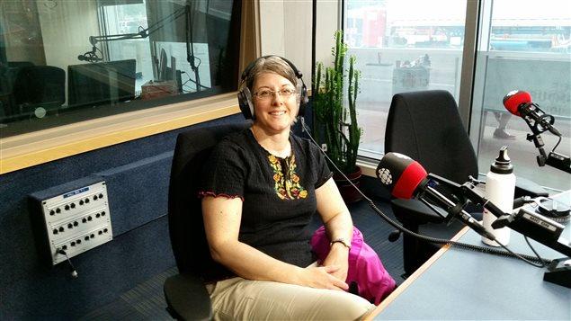 Marianne Malo-Chenard, archiviste à Radio-Canada