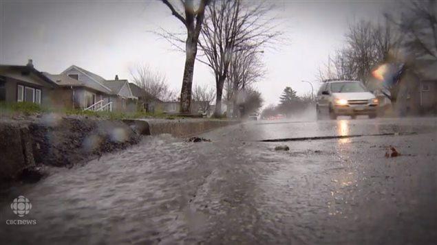 水灾会是BC省要面临的常见自然灾害