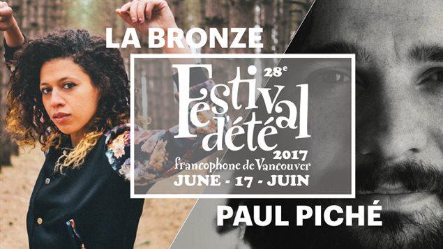 28ème édition du Festival d'été francophone de Vancouver