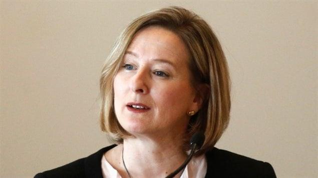 加拿大中央银行副行长Carolyn Wilkins
