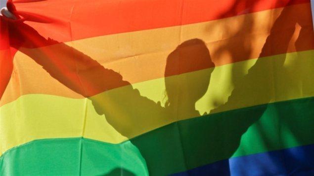 Le drapeau arc-en-ciel de la fierté LGBTQ
