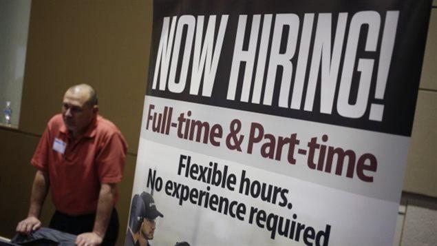 加拿大就业市场近来表现不错