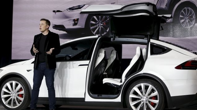Tesla的电动汽车现在是供不应求