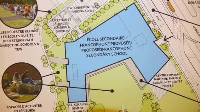 Délai dans l'ouverture de la nouvelle école secondaire francophone du Yukon