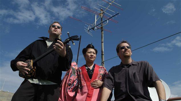 Le groupe Ryukyu Underground d'Okinawa