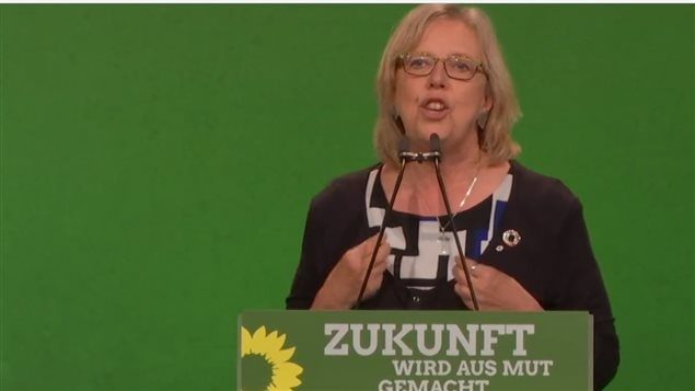 On Saturday Canada's Green Party leader, Elizabeth May addressed the annual meeting of German Greens asking them to work together to prevent ratification of CETA with its investor-state provisions