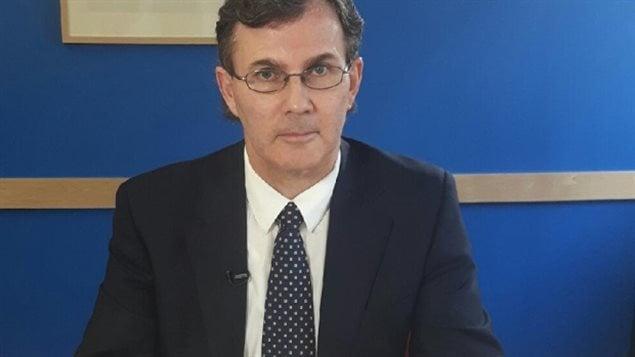 律师Kieran Bridge代表客户与CIBC打集体官司