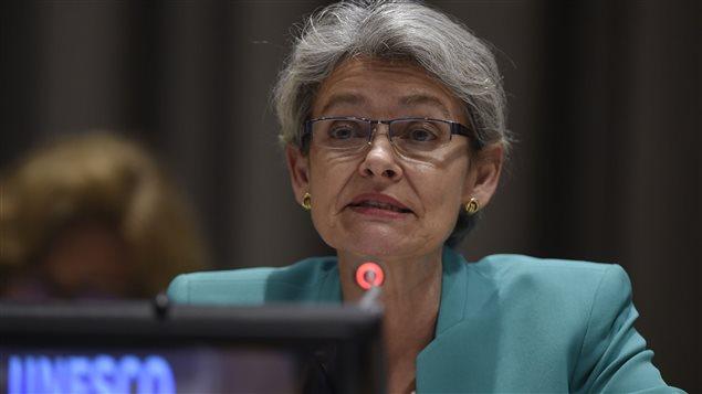 Irina Bokova, directora general de la Unesco.