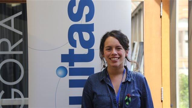 Laura Sánchez Gil, Directora de equipos para América Latina y el Caribe en la organización Techo.