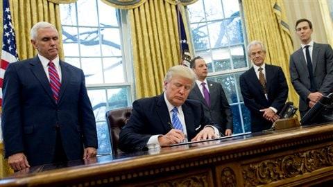 Décret migratoire : Trump salue une *victoire* pour la sécurité nationale