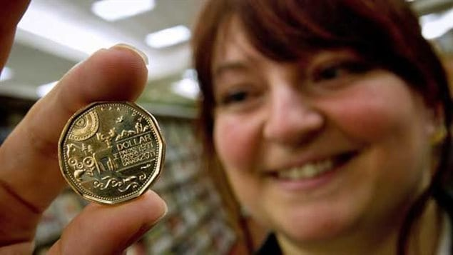 The mint has often replaced the standard *loon* for a variety of special occasion $1 coins. The one here introduced in 2011 honours the centennial of the founding of the Dominion Parks Branch in 1911.