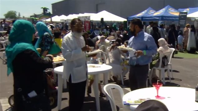 Toronto's previous halal food festivals have attracted thousands of people.