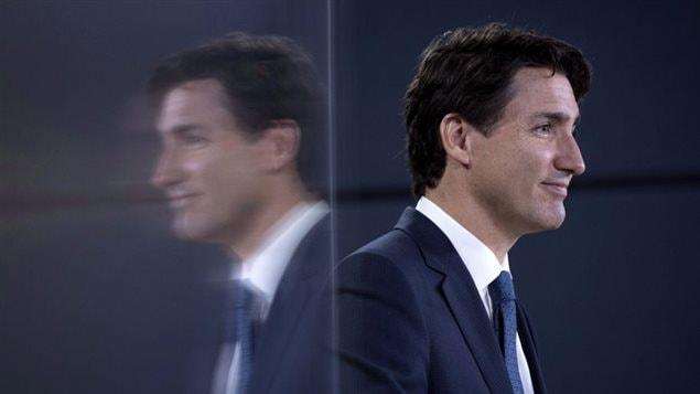 Justin Trudeau - La Presse canadienne