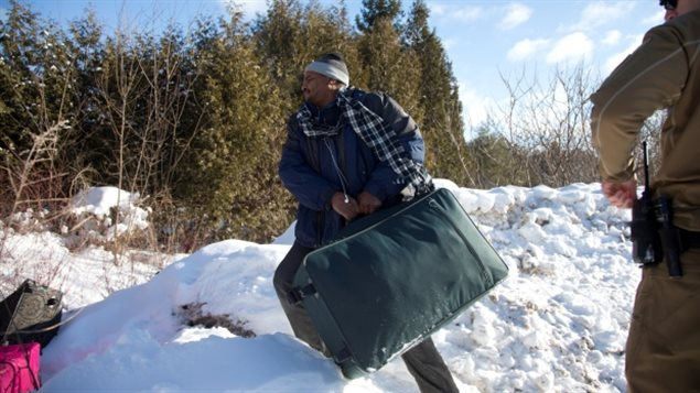 In early 2017, refugees braved cold and snow to come into Canada at remote locations to avoid being returned to the U.S.