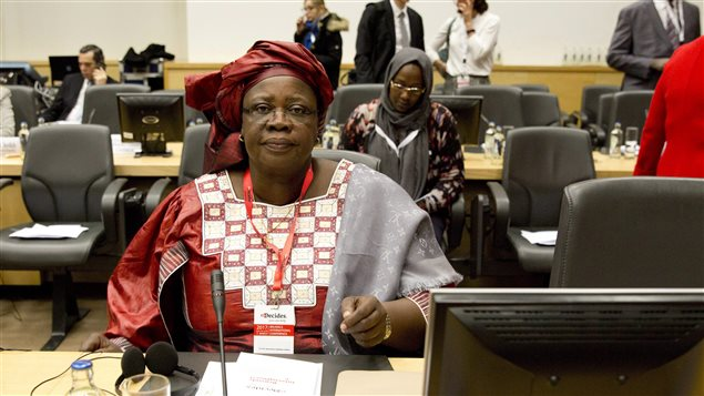 Chad's minister of public health attended the She Decides conference in March 2017 where nations pledged tens of millions of dollars to make up for U.S. cuts to family planning groups.