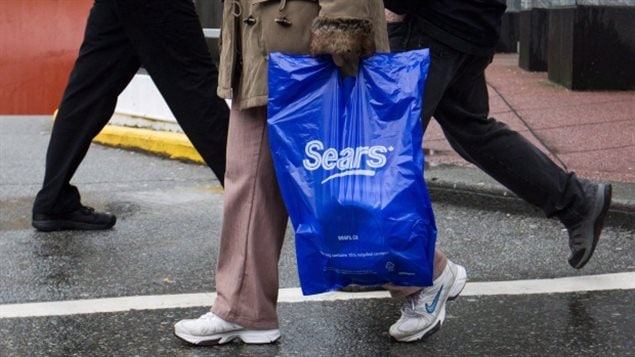 In April, Sears Canada announced that it lost $321 million in 2016-17.