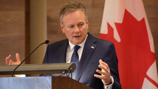 حاكم بنك كندا ستيفن بولوتز (أرشيف).