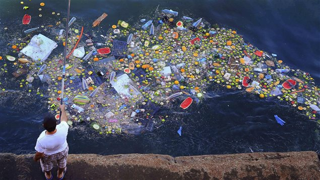 Bottles and other plastics are accumulating fast in the world's oceans.