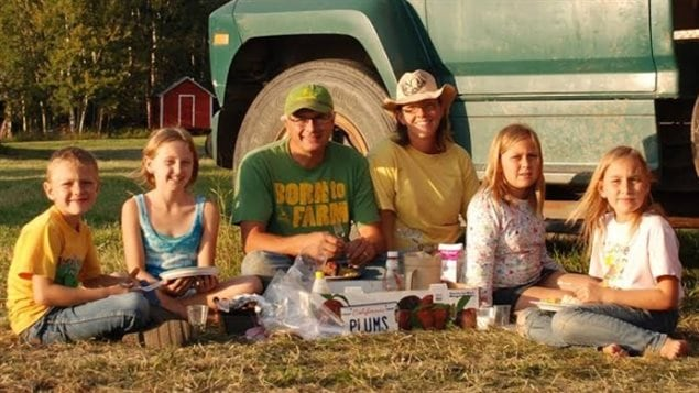 In 2015, A family in western Canada lost three children who were engulfed in canola seed.