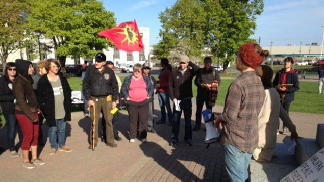 Controversy over the naming of Cornwallis Park in Halifax has resulted in several protests over the years.